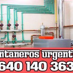 Fontaneros urgentes Alicante