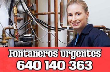 Fontanero en Sants-Montjuic