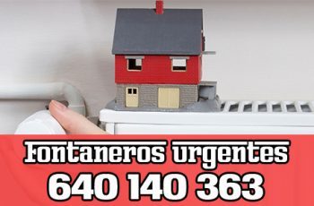 Fontanero Alcorcón
