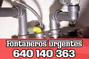 Fontanero Aranjuez