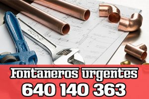 Fontanero Barajas Madrid