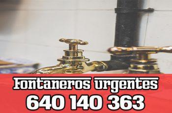 Fontanero Carabanchel Madrid