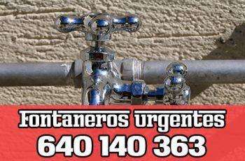 Fontanero Fuencarral Madrid
