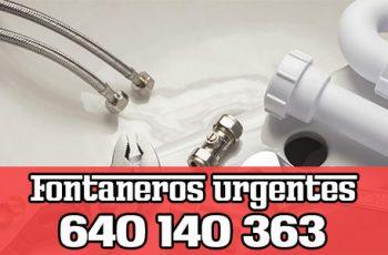 Fontanero Hortaleza Madrid