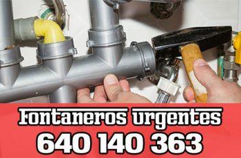 Fontanero Leganés