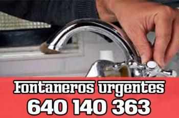 Fontanero Moncloa Madrid