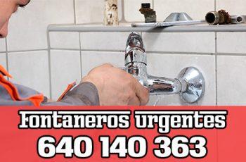 Fontanero Retiro Madrid