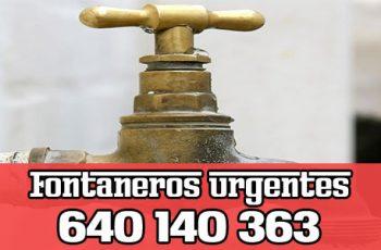 Fontanero Salamanca Madrid
