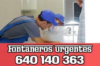 Fontanero Villaverde Madrid