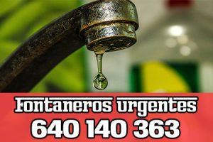 Fontanero La Línea de la Concepción