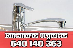 Fontanero Madrid centro