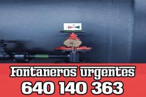 Fontanero Moratalaz Madrid