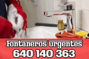 Fontanero Puerto Serrano