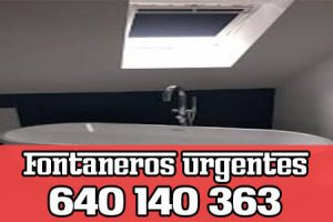 Fontanero San Blas Madrid
