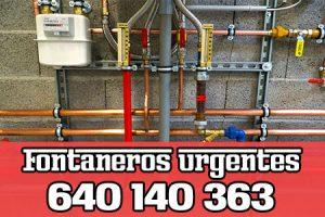 Fontanero Tres Cantos