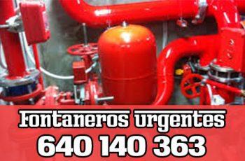 Fontanero Usera Madrid